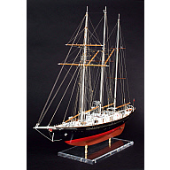"""Malcolm Miller"" Sail Training Schooner Model"