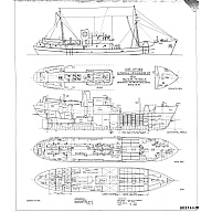 Star Of Scotland (801) General Arrangement Plan