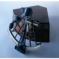 Sextant belonging to Capt. J Duthie of the ship Abergeldie