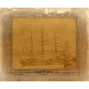 "Print Of Aberdeen Clipper ""Wave of Life"", Found Among Capt. Henderson Papers"